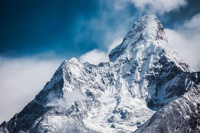 Ama Dablam Nepal Himalayas